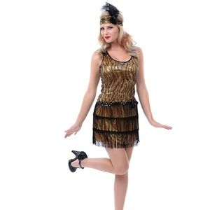 Dresses & Skirts - Flapper costume *Halloween